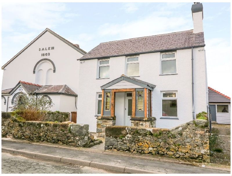 Ty Capel a british holiday cottage for 6 in ,