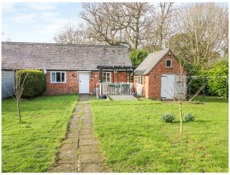 Fuggles Cottage a british holiday cottage for 2 in ,
