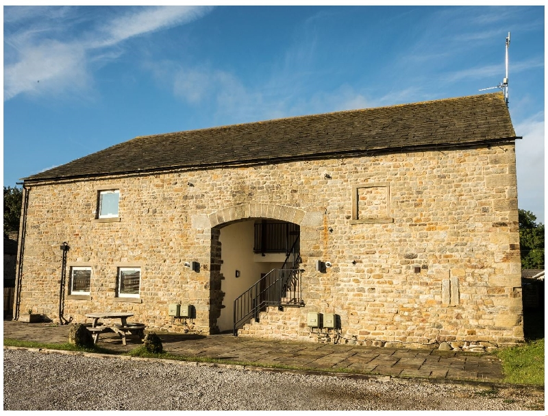 Austwick a british holiday cottage for 6 in ,