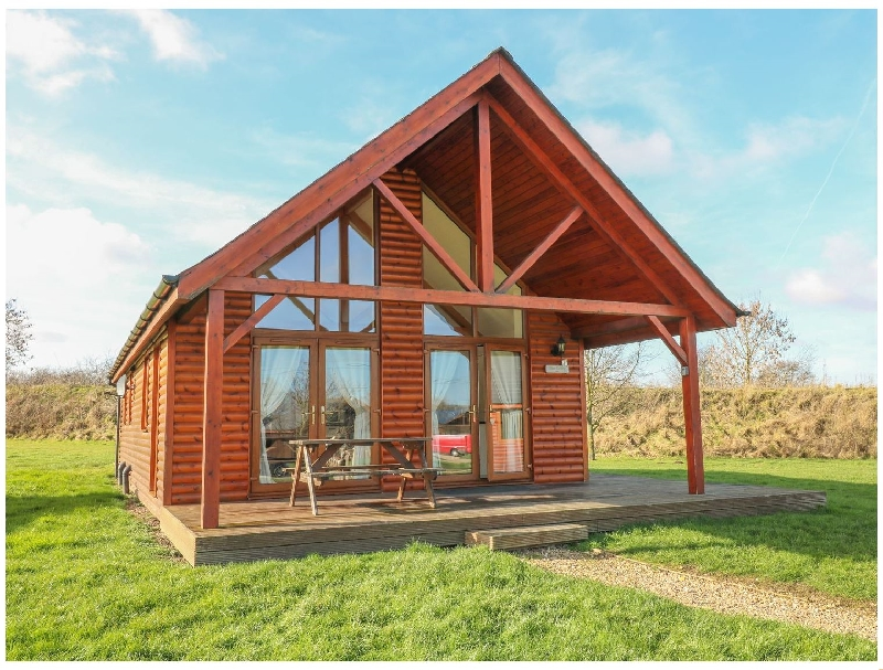 Belfry Lodge a british holiday cottage for 4 in ,