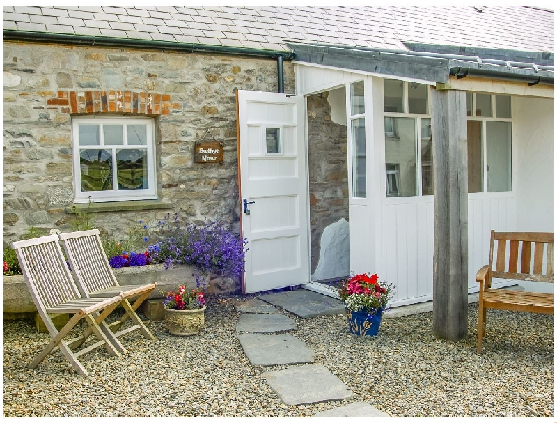Bwthyn Mawr a british holiday cottage for 6 in ,