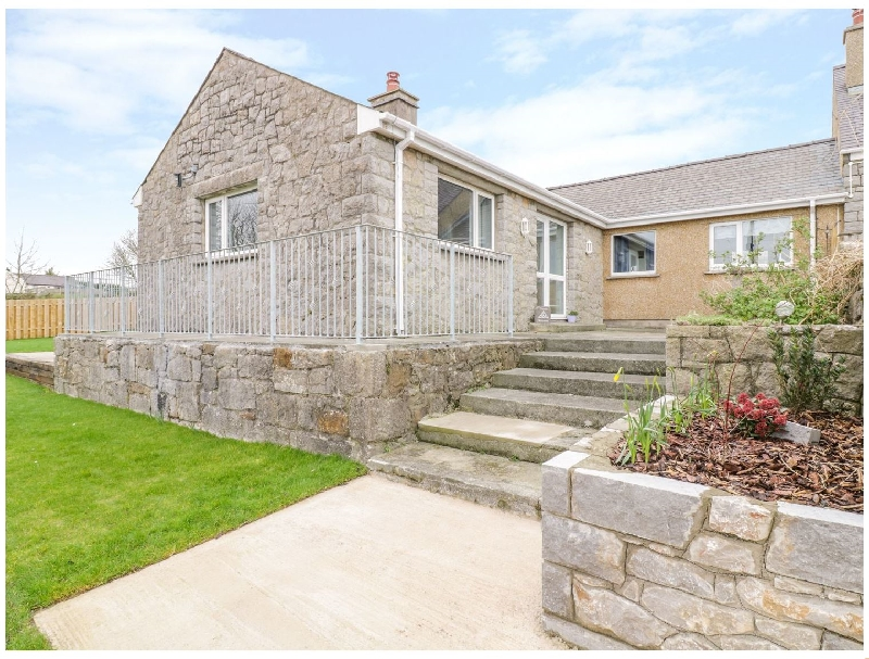 Pen Bryn a british holiday cottage for 4 in ,