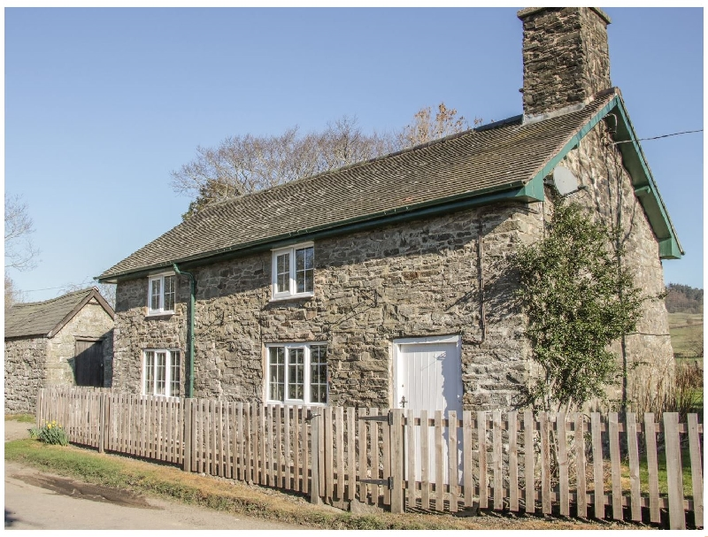 Bicton Cottage a british holiday cottage for 4 in ,