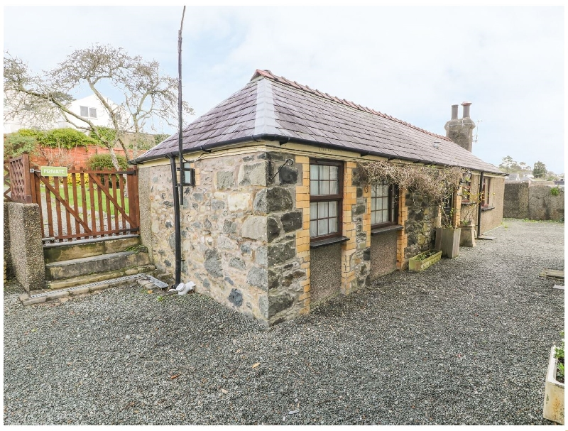 Fir Tree Cottage a british holiday cottage for 2 in ,