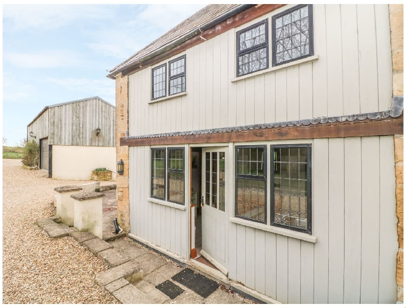 Tallet Barn a british holiday cottage for 2 in ,