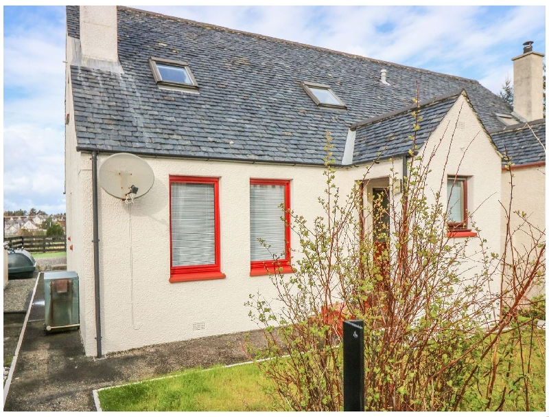 25 Langlands Terrace a british holiday cottage for 4 in ,
