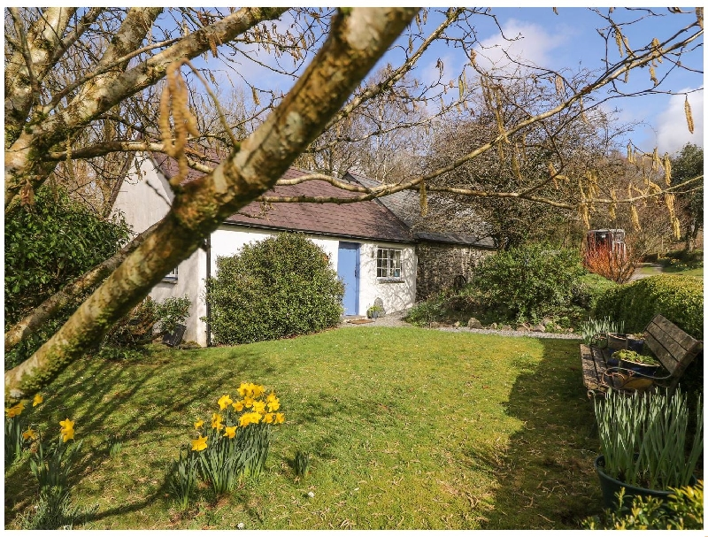 Hawthorn Cottage a british holiday cottage for 4 in ,