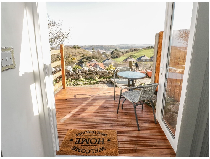 Bron Berllan Annexe a british holiday cottage for 3 in ,