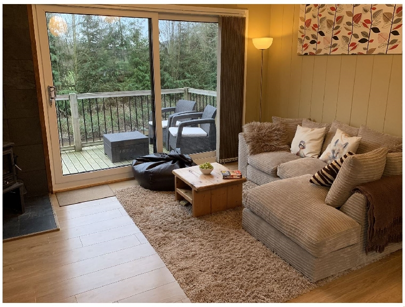Willow River Lodge a british holiday cottage for 4 in ,