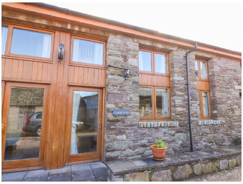 The Clock Barn a british holiday cottage for 4 in ,