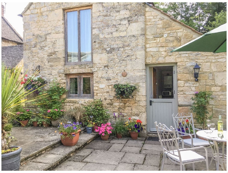 The Old Cider House a british holiday cottage for 2 in ,