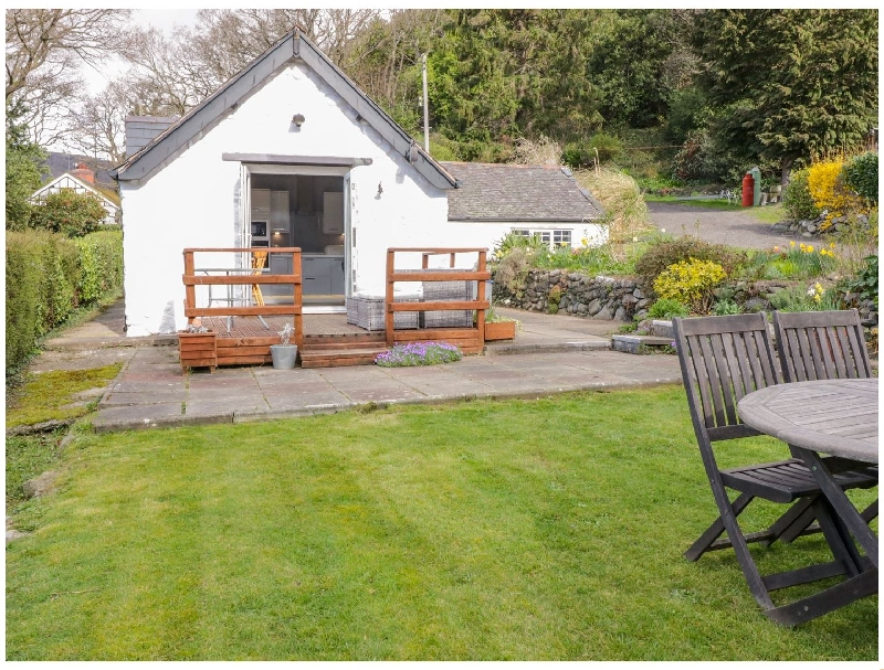 Pen Y Felin a british holiday cottage for 6 in ,