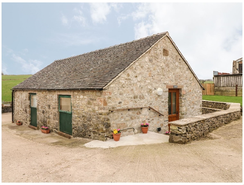The Stables a british holiday cottage for 2 in ,