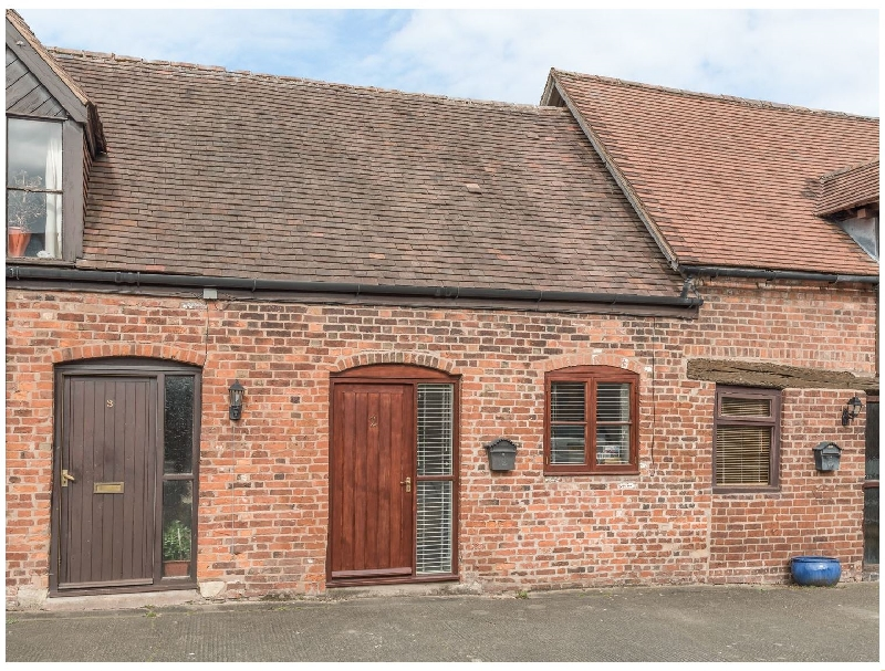 2 Bank Farm Mews a british holiday cottage for 2 in ,