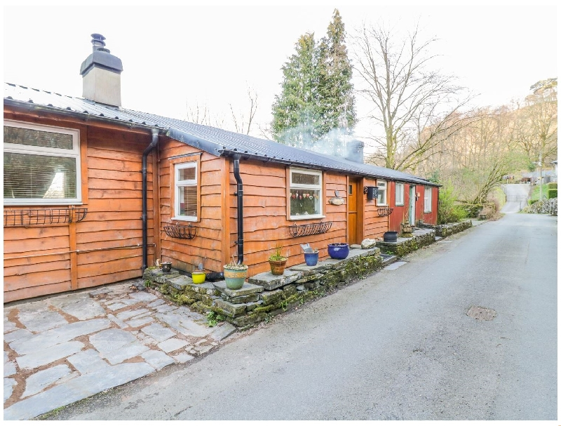 Llwyn Onn a british holiday cottage for 6 in ,