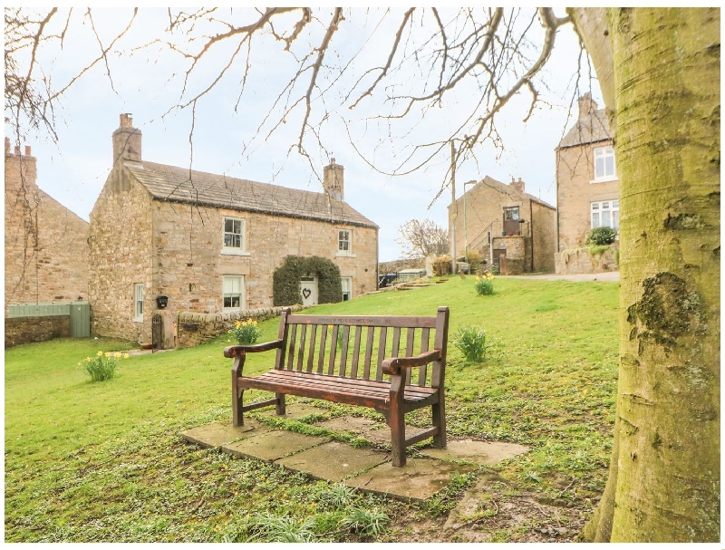 The Hill Cottage a british holiday cottage for 4 in ,