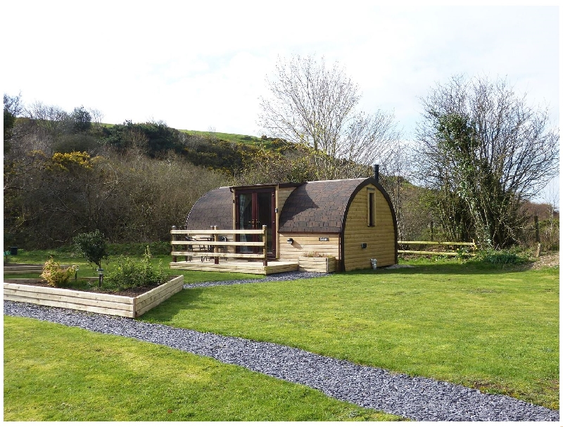 Gelert Pod a british holiday cottage for 2 in ,
