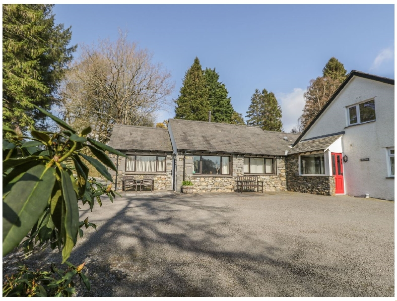 Click here for more about Grizedale Cottage