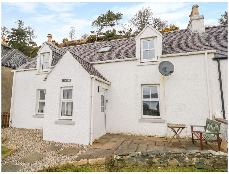 Craigard a british holiday cottage for 4 in ,