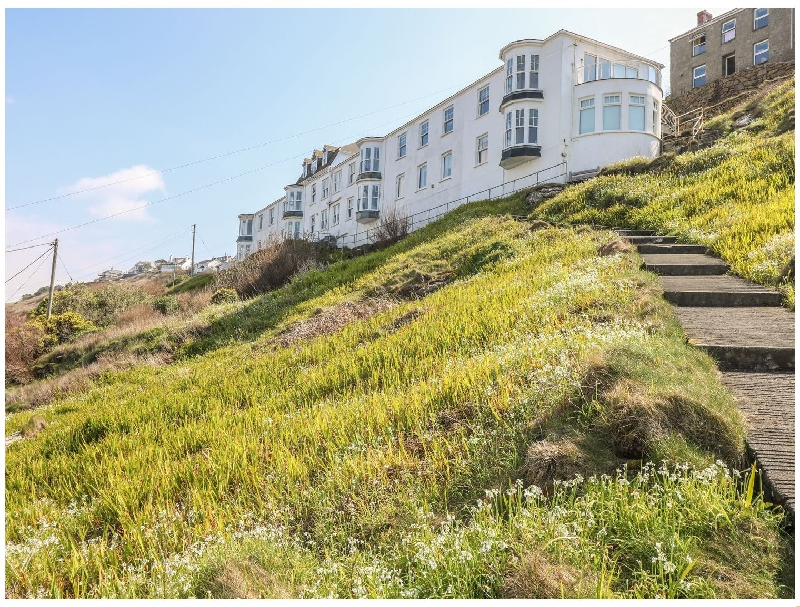 Sennen Heights a british holiday cottage for 2 in ,