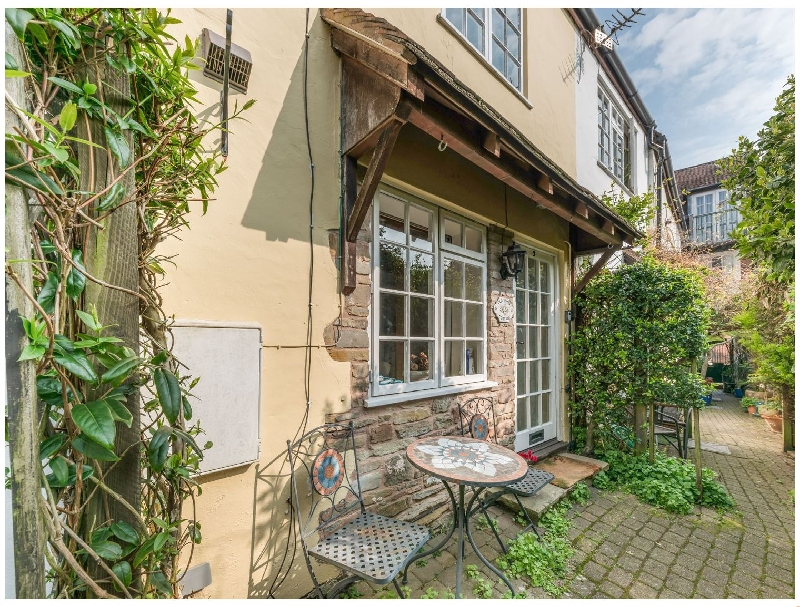 Old Town Cottage a british holiday cottage for 2 in ,