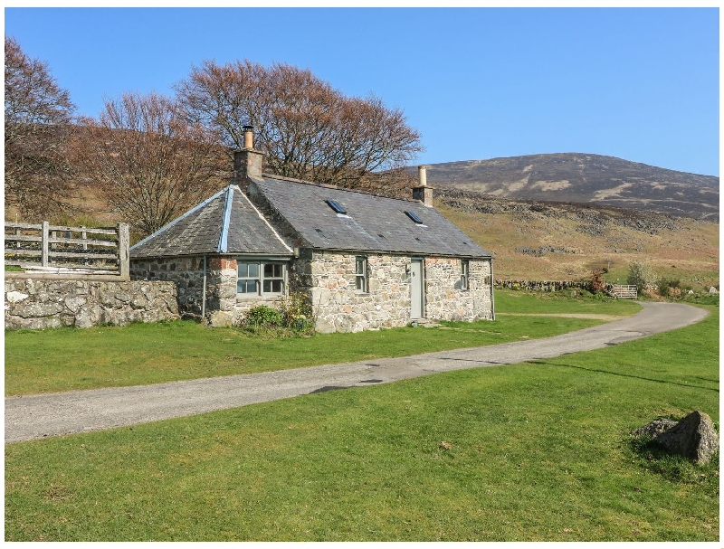 The Bothy a british holiday cottage for 2 in ,