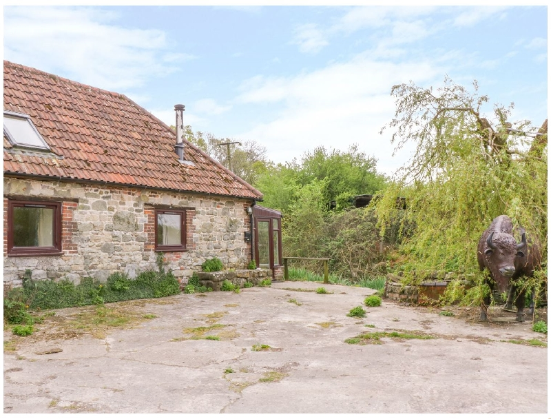 Bush Farm Annexe a british holiday cottage for 2 in ,