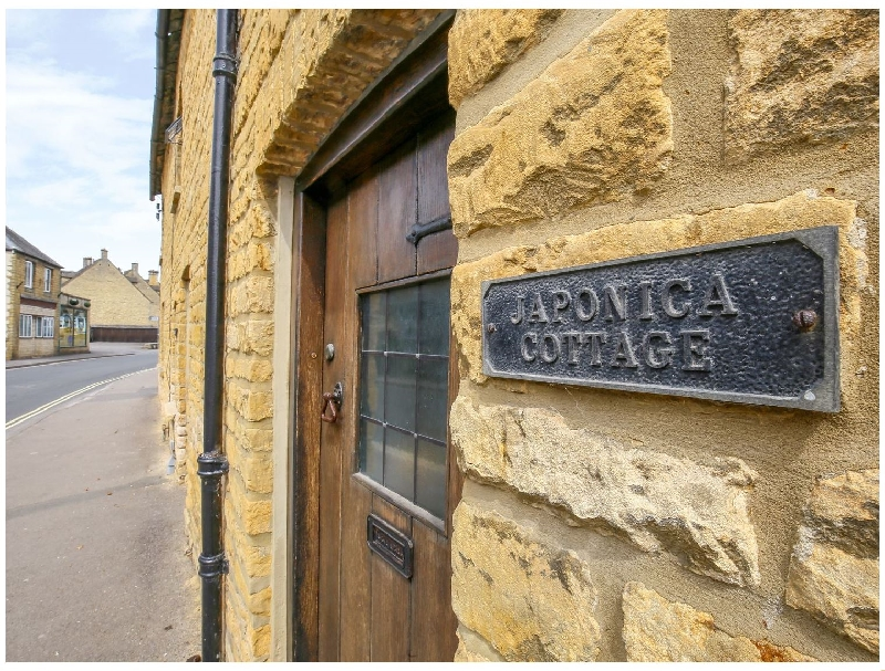 Japonica Cottage a british holiday cottage for 4 in ,