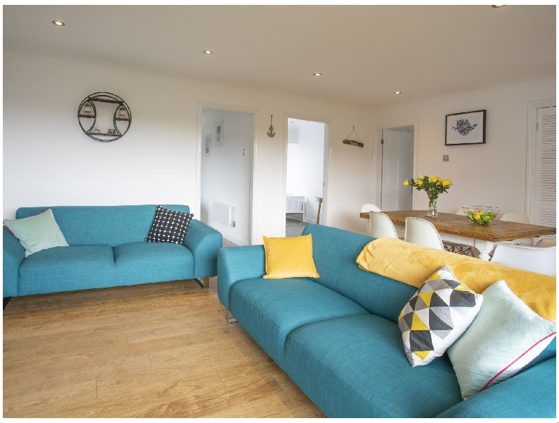 28 Isallt at the Bay a british holiday cottage for 6 in ,
