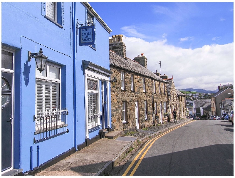 29 Castle Bakery a british holiday cottage for 4 in ,