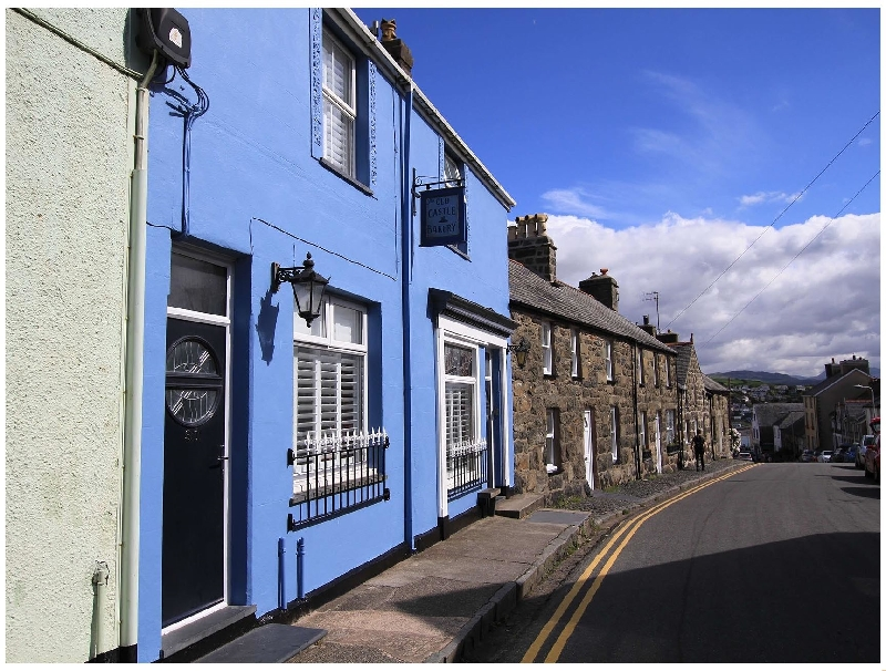 31 Castle Bakery a british holiday cottage for 4 in ,