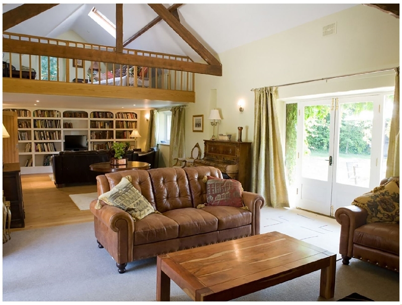 Old Barns - Pentre Berw a british holiday cottage for 8 in ,
