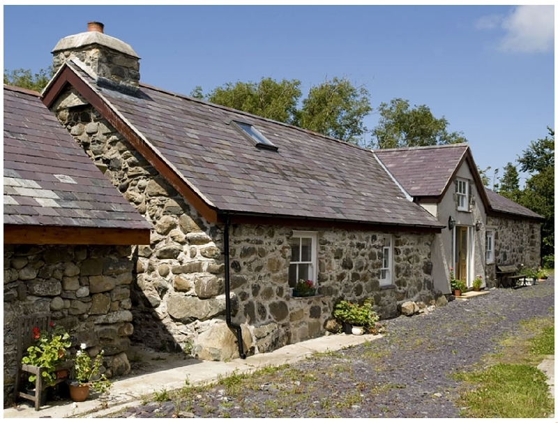 Beudy Penrhos a british holiday cottage for 2 in ,