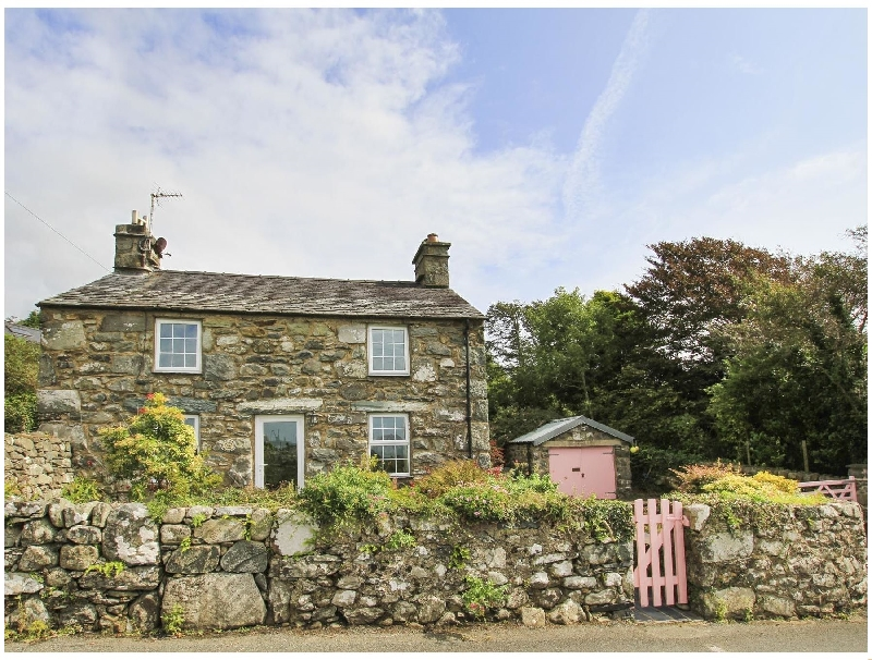 Bwthyn Nain a british holiday cottage for 4 in ,