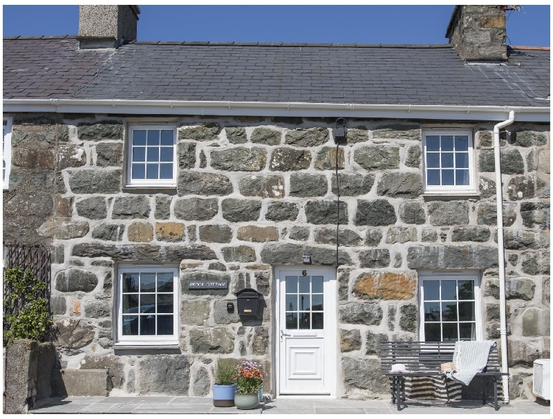 Brook Cottage a british holiday cottage for 6 in ,