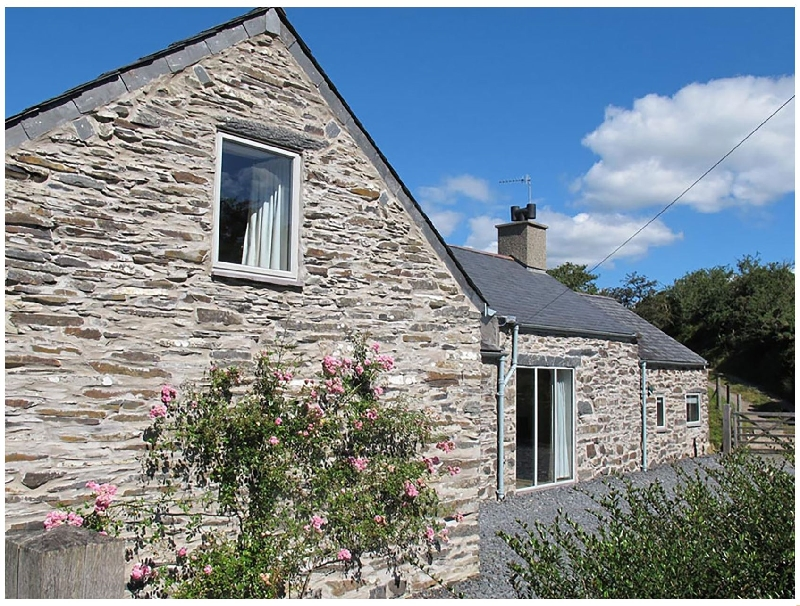 Cefn Isaf a british holiday cottage for 8 in ,