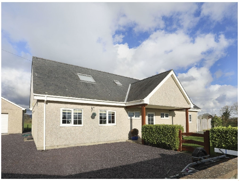 Dwyros a british holiday cottage for 9 in ,