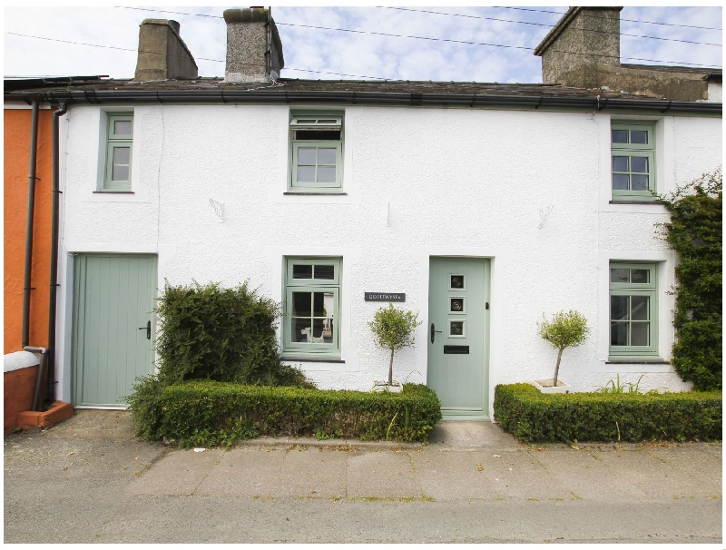 Gorffwysfa a british holiday cottage for 4 in ,