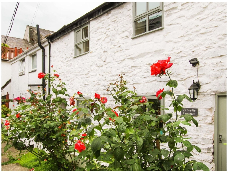 2 Gwydir Cottages a british holiday cottage for 6 in ,