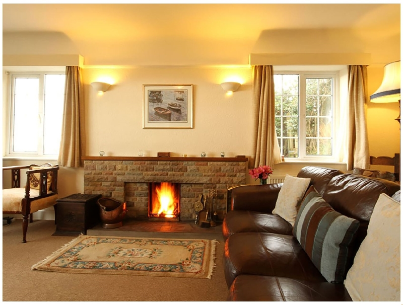 Haul A Gwynt a british holiday cottage for 7 in ,