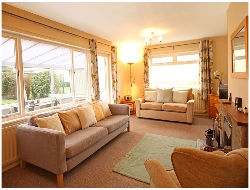 Mor Edrin a british holiday cottage for 5 in ,