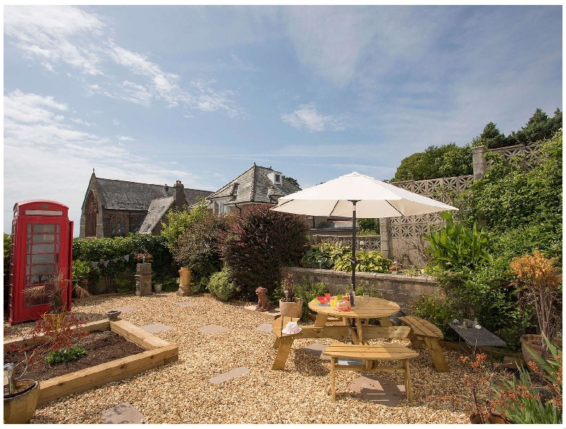 Swn y Mor (Sound of the Sea) a british holiday cottage for 6 in ,