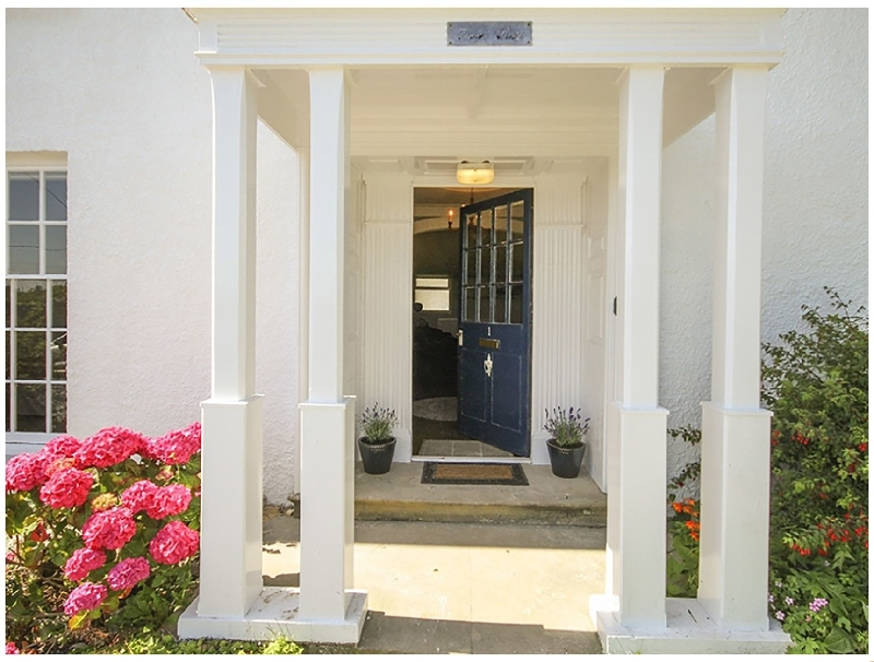 Towyn Lodge a british holiday cottage for 6 in ,