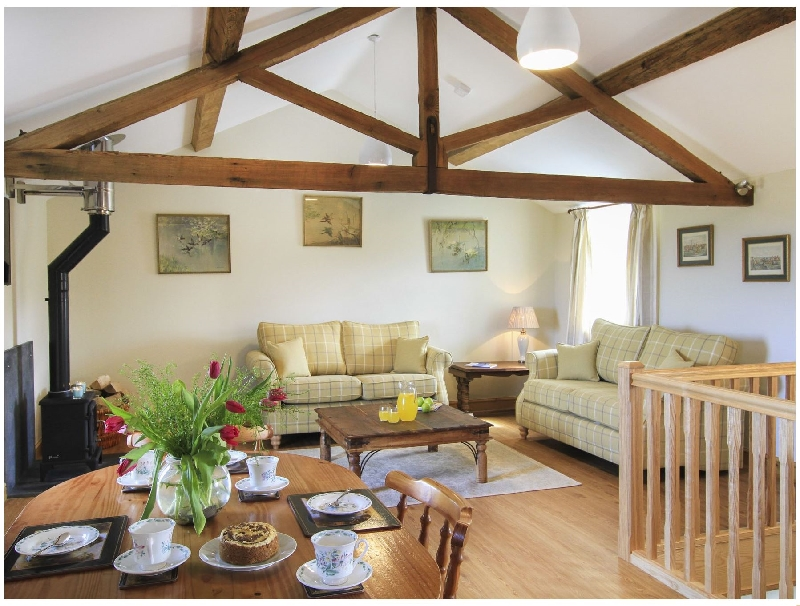 Partridge Cottage a british holiday cottage for 4 in ,