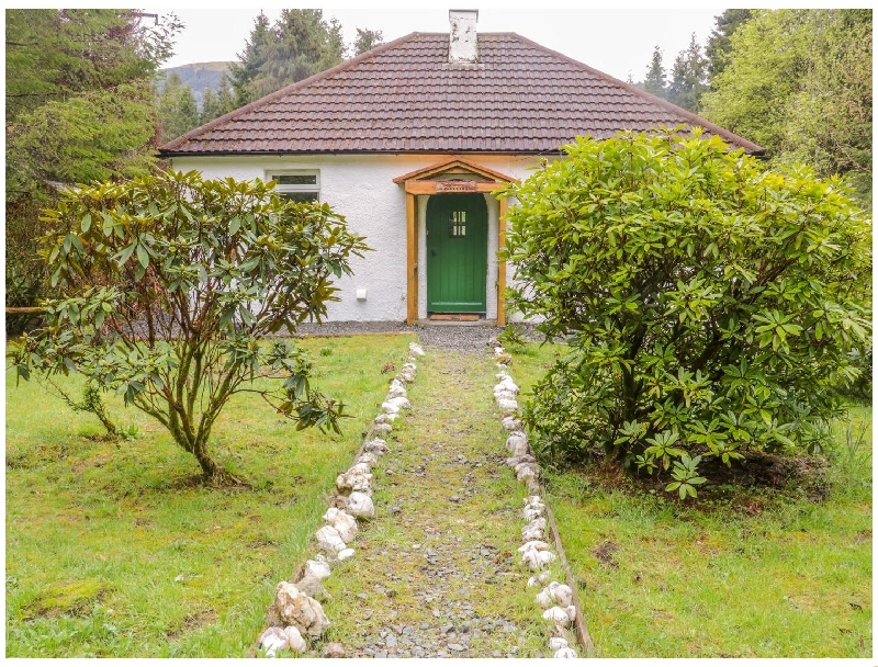Nursery Cottage a british holiday cottage for 5 in ,