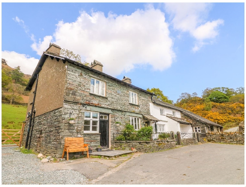 Click here for more about Tilberthwaite Farm Cottage