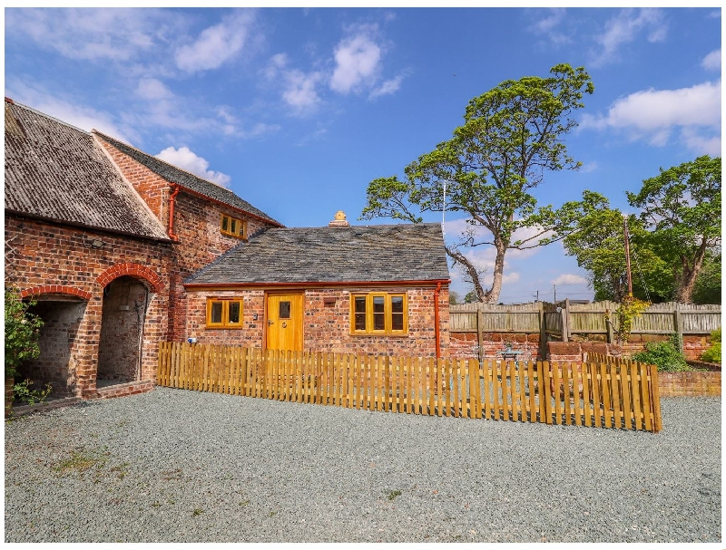 The Tractor Shed a british holiday cottage for 2 in ,