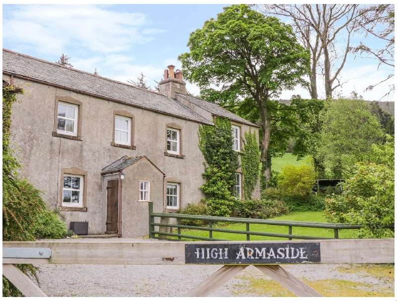 Click here for more about 1 High Armaside Cottages