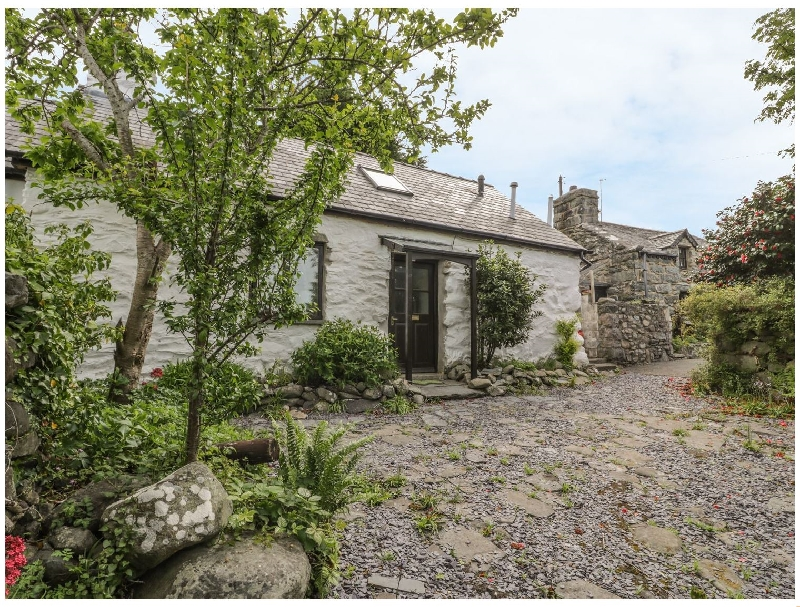2 Pant Heulog a british holiday cottage for 4 in ,