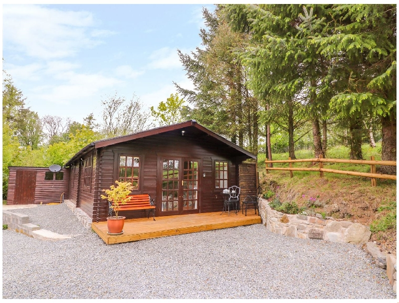 Log Cabin a british holiday cottage for 2 in ,
